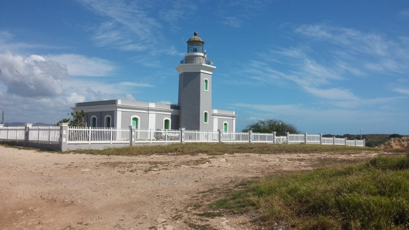 Cabo Roho Lighthouse