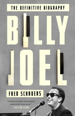 Book cover - Billy Joel Biography