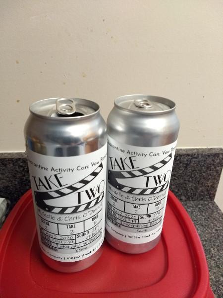 Custom Beer Cans