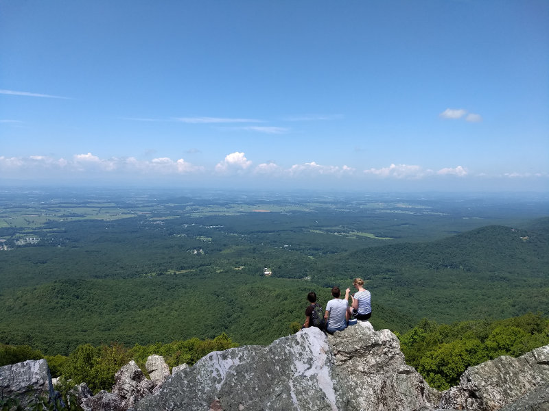 Turk Mountain Hike