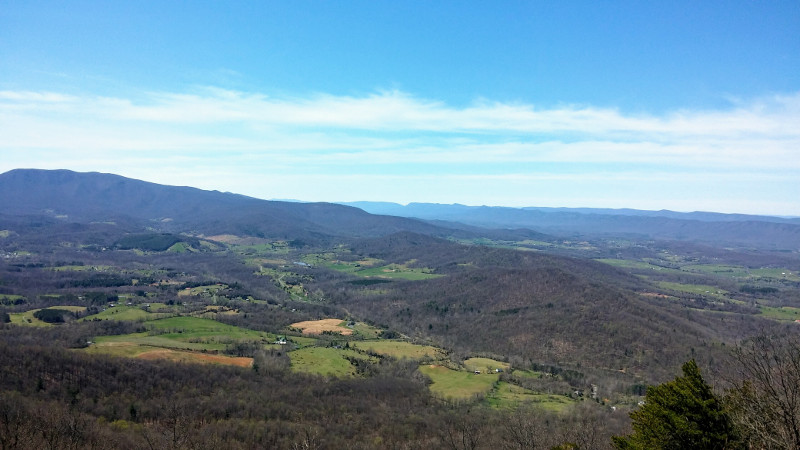 Dickey Ridge View